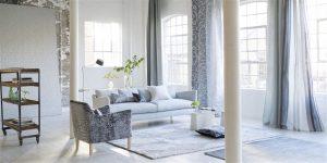Jolanda Maurix   JOXAL interieur   Gordijnen   Designers Guilds