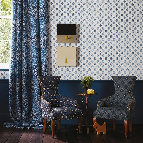 Jolanda Maurix | JOXAL interieur | Gordijnen | Nina Campbell | Osborn & little