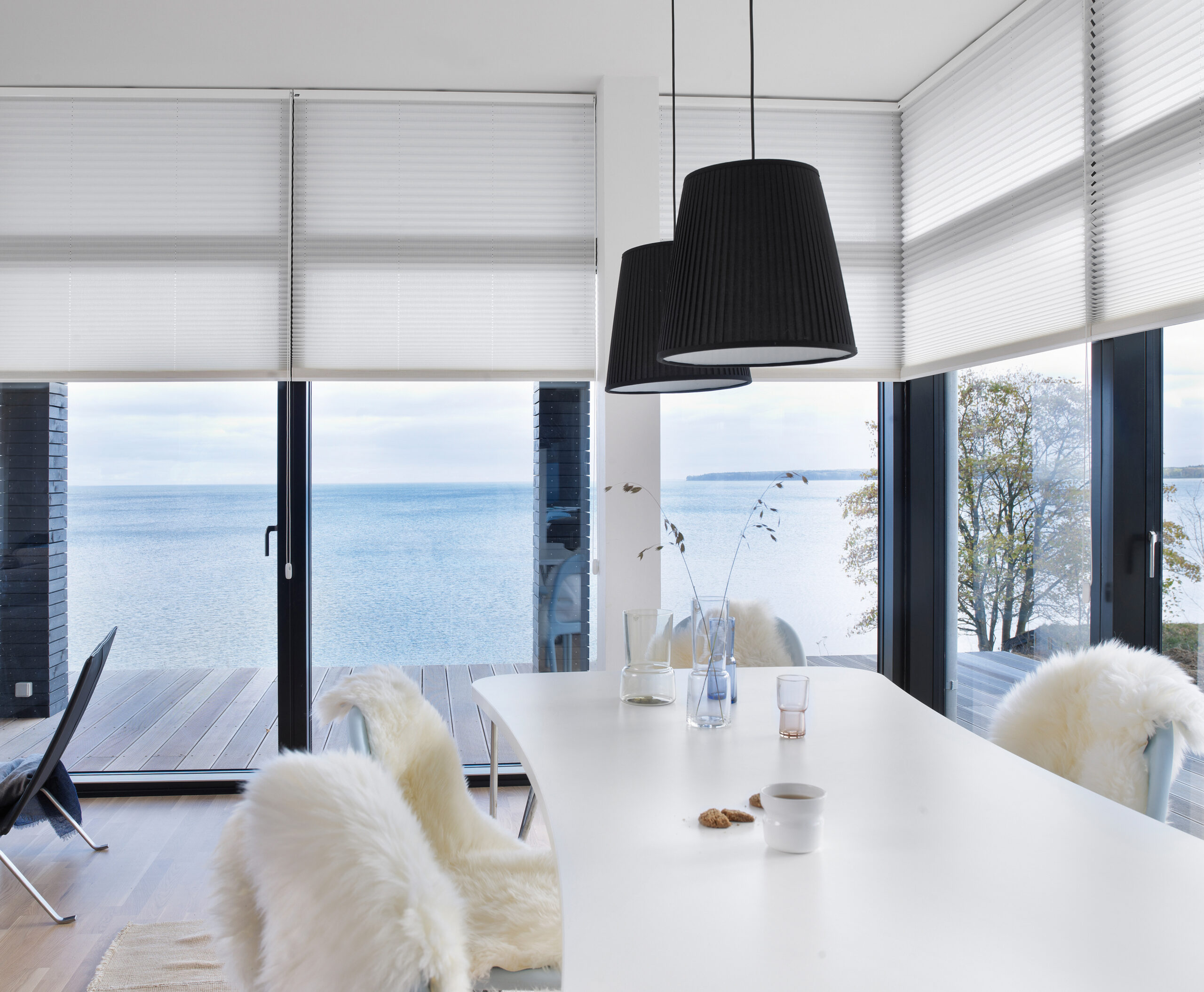 Jolanda Maurix | JOXAL interieur | Raamdecoratie | Duette | Plisse