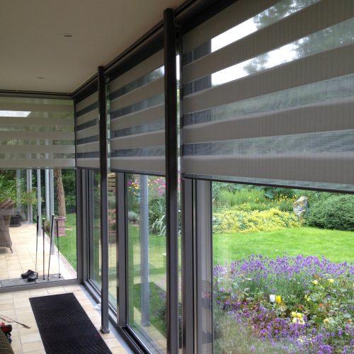 Jolanda Maurix | JOXAL interieur | Raamdecoratie | Duorolgordijn