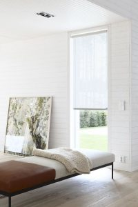 Jolanda Maurix | JOXAL interieur | Raamdecoratie | Rolgordijn | Woodnotes
