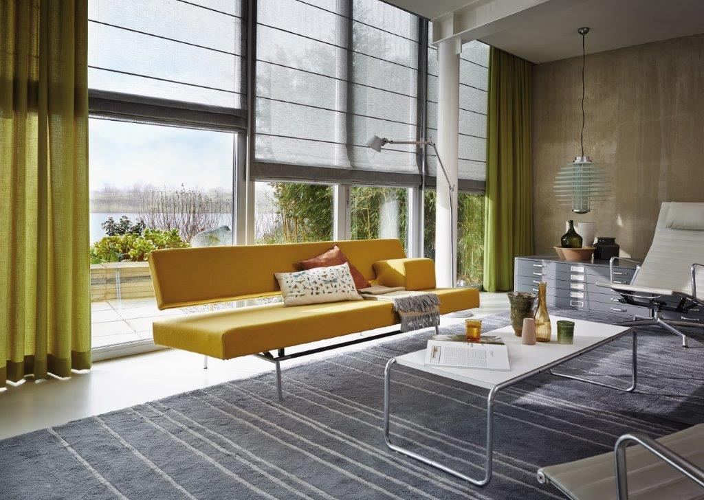 Jolanda Maurix | JOXAL interieur | Raamdecoratie | Vouwgordijn