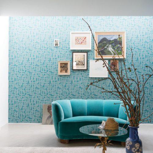 Jolanda Maurix | JOXAL interieur | Wandbekleding | Farrow and Ball | Enigma