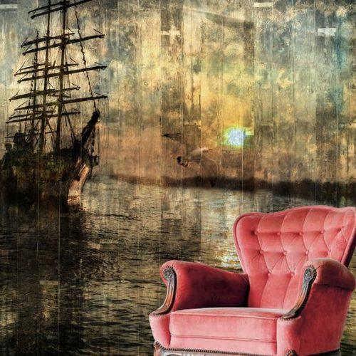 Jolanda Maurix | JOXAL interieur | Wandbekleding | La Aurelia
