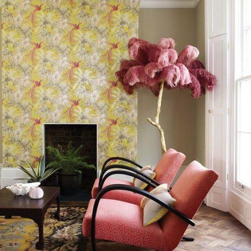 Jolanda Maurix | JOXAL interieur | Wandbekleding | Matthew Williamson 2