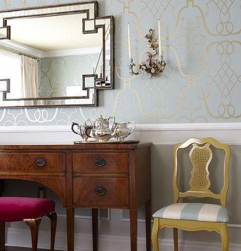 Jolanda Maurix | JOXAL interieur | Wandbekleding | Nina Campbell