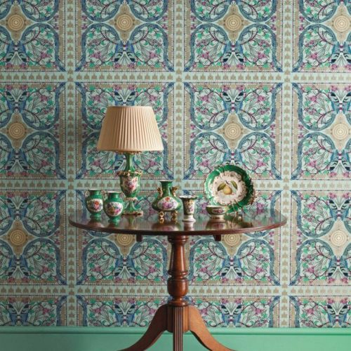 Jolanda Maurix | JOXAL interieur | Wandbekleding | Matthew Williamson