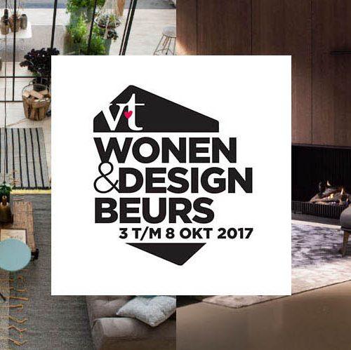 VT Wonen & Design beurs 2017 | JOOZ interieur