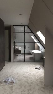 Jolanda Maurix | JOXAL interieur | Portfolio | Penthouse Amsterdam shutters