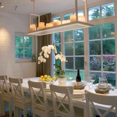 Jolanda Maurix | JOXAL interieur | Verlichting | Lichtadvies | Authentage | Eettafel Lamp