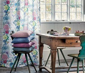 meubelstoffen | Osborne & Little | JOXAL | Jolanda Maurix | Gordijnen | Shutters | Interieuradvies