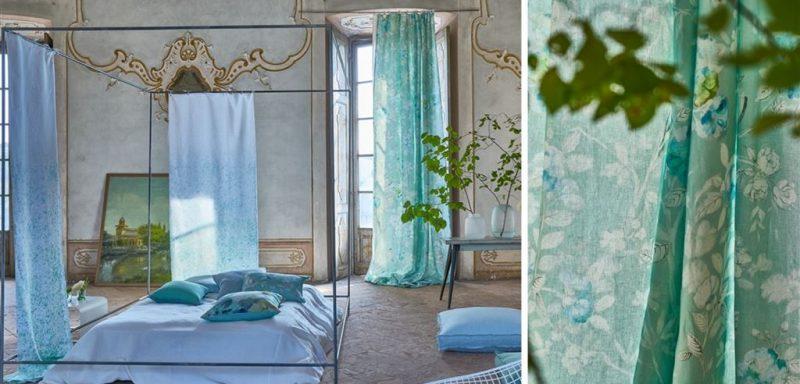 Designers Guild | Giardino Secreto | Fabric Collection | Meubelstoffen | Jolanda Maurix | Gordijnen | wooninspiratie | shutters | Raamdecoratie | Wandbekleding | Maurix Interieur | Joxal interieur