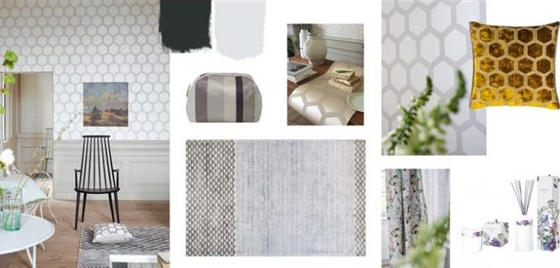Moodboard | Designers Guild | autumn winter 2018 2019 | JOXAL interieur | fabrics | gordijnen | meubelstof | interieur advies & inspiratie | jolanda Maurix