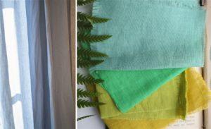 Inbetween gordijnstof | linnen gordijnen op maat laten maken | stijlvolle linnen gordijnen | linnen hoge kwaliteit