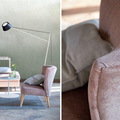 Porto fabrics van Designers Guild Spring Summer 2019 collectie | mooiste stoffen voor de bank | prachtige interieur stoffen | Jolanda Maurix interieur advies | totaal interieur advies