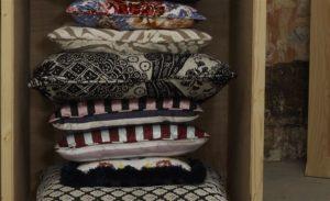 Christian Lacroix collectie Joxal interieur interieurstoffen behang wallpaper Air de Paris Fabrics