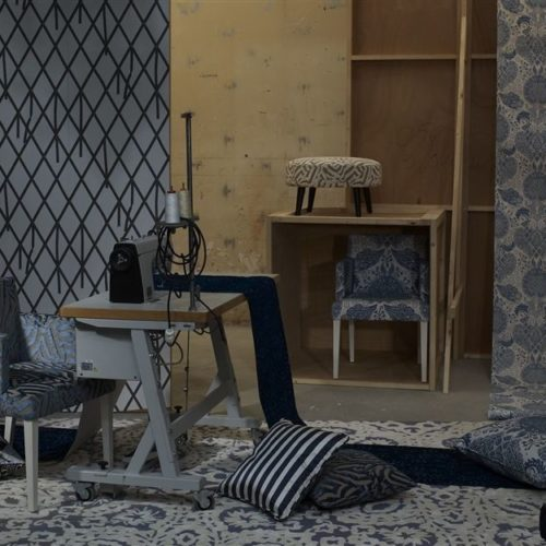 Christian Lacroix collectie Joxal interieur interieurstoffen behang wallpaper Air de Paris Fabrics