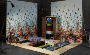 Christian Lacroix collectie Joxal interieur interieurstoffen behang wallpaper Arles Fabrics