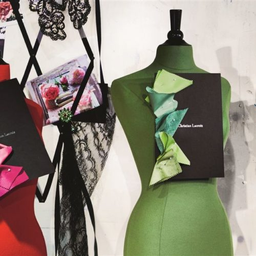 Christian Lacroix collectie Joxal interieur interieurstoffen behang wallpaper Atelier Fabrics