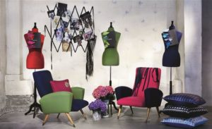 Christian Lacroix collectie Joxal interieur interieurstoffen behang wallpaper Atelier Fabrics