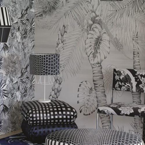 Christian Lacroix collectie Joxal interieur interieurstoffen behang wallpaper Belles Rives