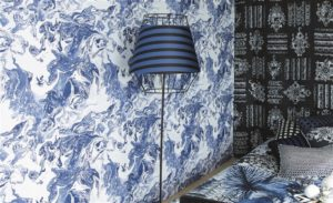 Christian Lacroix collectie Joxal interieur interieurstoffen behang wallpaper Belles Rives