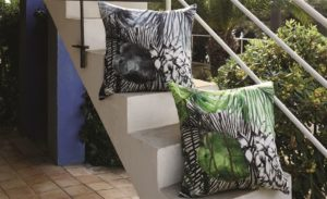 Christian Lacroix collectie Joxal interieur interieurstoffen behang wallpaper Belles Rives Fabrics