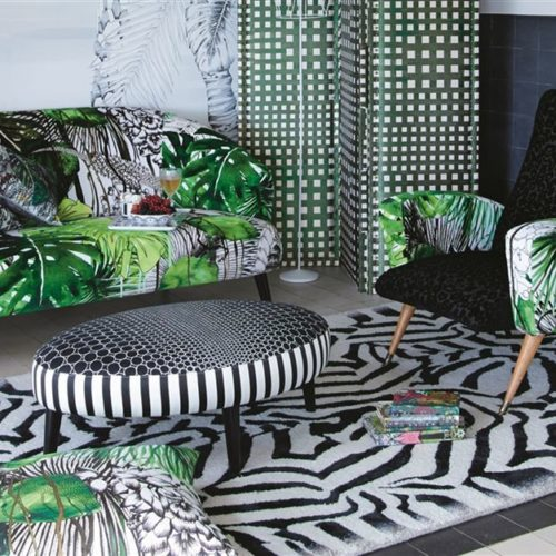 Christian Lacroix collectie Joxal interieur interieurstoffen behang wallpaper Belles Rives Fabrics