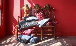 Christian Lacroix collectie Joxal interieur interieurstoffen behang wallpaper Camargue Fabrics