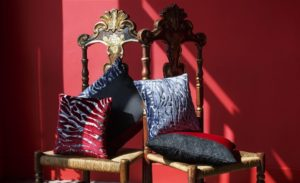 Christian Lacroix collectie Joxal interieur interieurstoffen behang wallpaper Camargue Fabrics