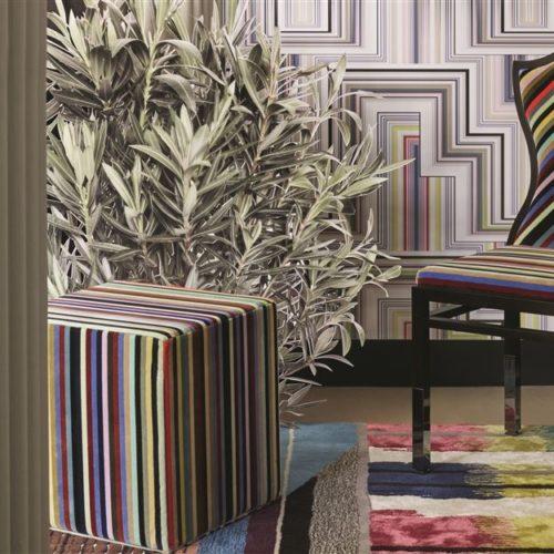 Christian Lacroix collectie Joxal interieur interieurstoffen behang wallpaper Histoires Naturelles Fabrics