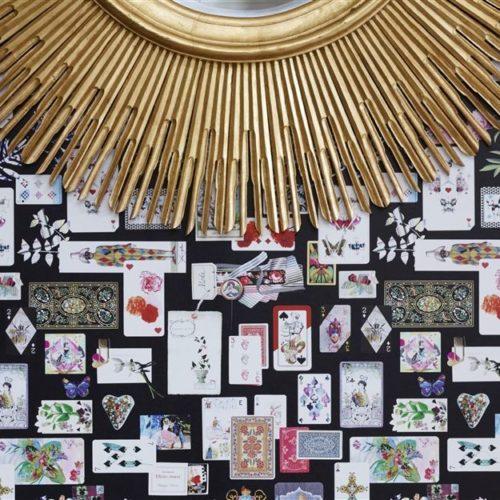 Christian Lacroix collectie Joxal interieur interieurstoffen behang wallpaper Incroyables et Meirvelleuses