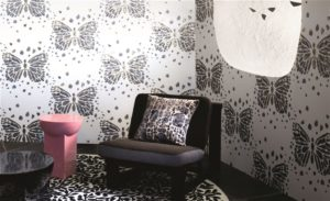 Christian Lacroix collectie Joxal interieur interieurstoffen behang wallpaper Paradis Barbaris