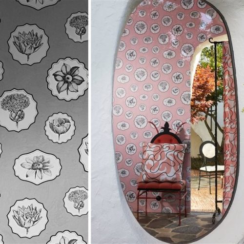 Christian Lacroix collectie Joxal interieur interieurstoffen behang wallpaper Paradis Barbaris