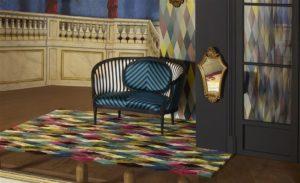 Christian Lacroix collectie Joxal interieur interieurstoffen behang wallpaper au theatre ce soir