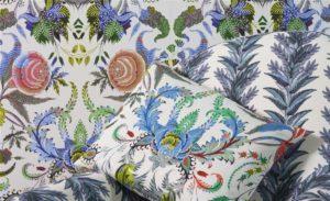 Christian Lacroix collectie Joxal interieur interieurstoffen behang wallpaper au theatre ce soir Fabrics