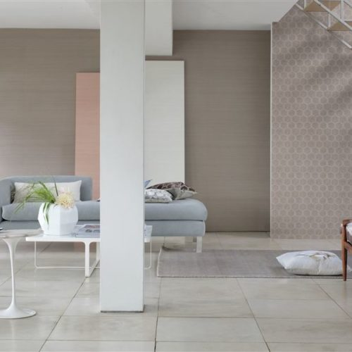 CHINON textured wallpaper - wandbekleding - designers guild - Joxal interieur - schagen - woonzaak - interieurstyling - jolanda maurix interieur