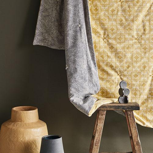 ROMO fabrics - interieurstoffen - meubelbekleding - gordijnen op maat - JOXAL interieur Schagen - Jolanda Maurix interieur - SAROUK